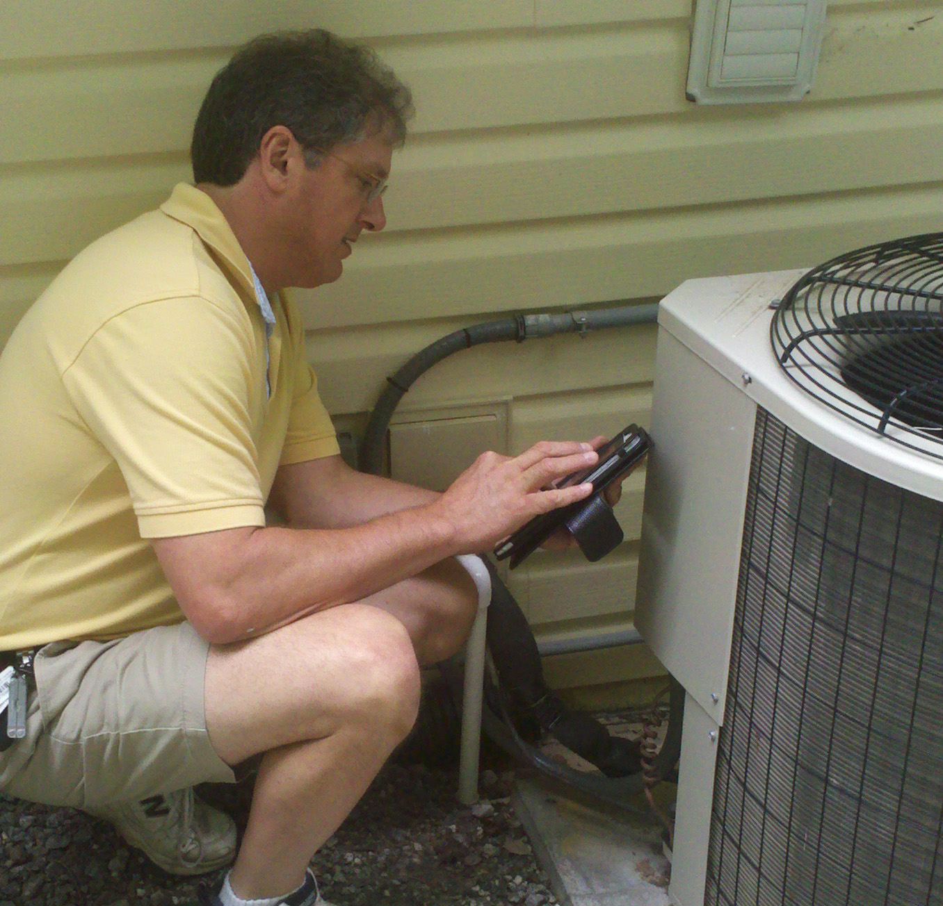 AC inspection