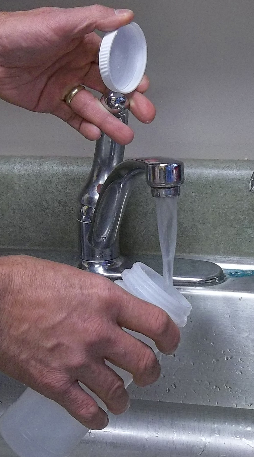 Water Test Available from MHI